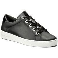 Sneakersy MICHAEL KORS - Irving Lace Up 43S8IRFS6L Black, 1 rozmiar