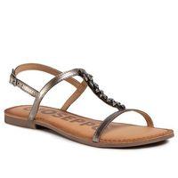 Sandały GIOSEPPO - Hamlin 59827 Pewter