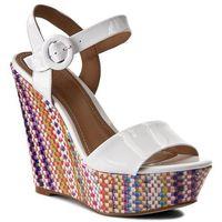 Sandały KAZAR - Palmira 28509-L0-01 Biały