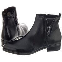 Botki Caprice Czarne 9-25324-27 001 Black (CP24-b), 9-25324-27 001