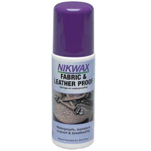 Nikwax Impregnat do obuwia fabric&leather proof spray-on 300ml