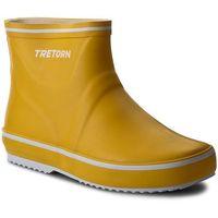 Kalosze TRETORN - Storm Low 473299 Yellow 70, kolor żółty