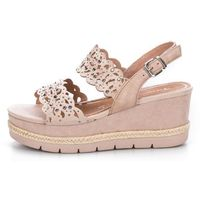 Tamaris sandały damskie Eda 41 różowe (4059252155118)