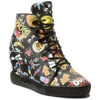 Sneakersy CARINII - B3940 K08-E50-000-B88, kolor wielokolorowy