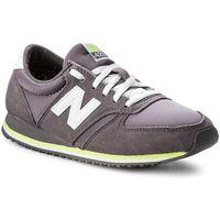 Sneakersy - wl420tma fioletowy marki New balance