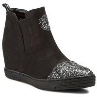 Sneakersy KARINO - 1684/003-P Czarny, kolor czarny