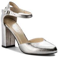 Półbuty - 5898 srebro szary, Kotyl