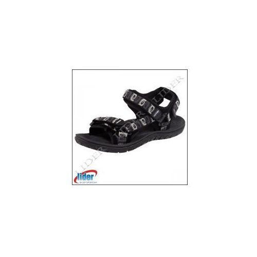Sandały sportowo - trekkingowe strap / anthracite marki Hannah