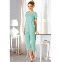 Babella Ivet Miętowa piżama damska, kolor zielony