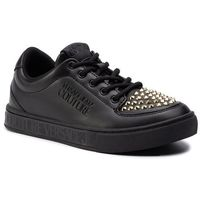Sneakersy jeans couture - e0vubso3 71186 899 marki Versace