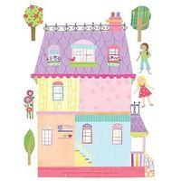 Naklejka dekoracyjna WALLIES Domek Zabaw W13526