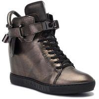 Sneakersy CARINII - B3767NOC L94-000-000-B88, kolor szary