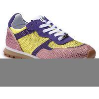 Sneakersy LIU JO - Alexa BXX049 PX040 Lotus/Gothic/Y S16B3, kolor żółty