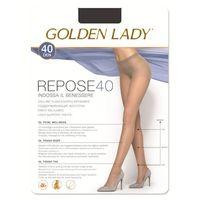 Golden Lady Podkolanówki Mini Repose 40 • ROZMIAR: 1/2 S/M • KOLOR: FUMO (5901507871016)