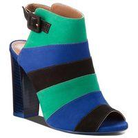 Sandały LORETTA VITALE - 8210 Azure Ma, kolor wielokolorowy