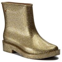 Kalosze MELISSA - Rain Drop Boot Ad 32185 Glass Silver Glitter 03586