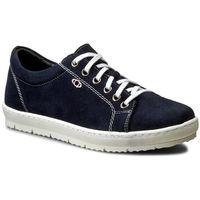 Sneakersy - ilaria-01 granatowy marki Quazi