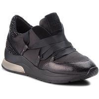 Sneakersy LIU JO - Karlie 03 B68001 TX001 Black 22222, kolor czarny