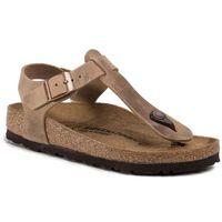 Sandały BIRKENSTOCK - Kairo Bs 1015929 Tobacco Brown, kolor brązowy
