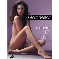 Rajstopy Gabriella classic rozmiar 2 15 DEN