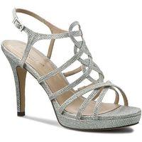 Sandały MENBUR - PACOMENA 06829 Silver 0009, w 6 rozmiarach