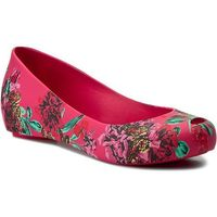 Baleriny MELISSA - Ultragirl 3Db Ad 32202 Pink/Pink 52246, kolor różowy