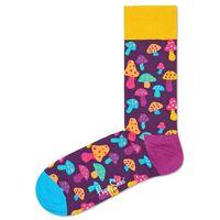 Happy Socks Shroom 2016 Skarpetki Fioletowy Wielokolorowy 36-40 (7333102102000)