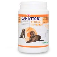Vetoquinol Preparat caniviton protect 90 tab caniviton prot cpr 90 - odbiór w 2000 punktach - salony, paczkomaty, stacje orlen