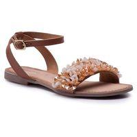 Sandały GIOSEPPO - Paxoi 49050 Tan, kolor brązowy