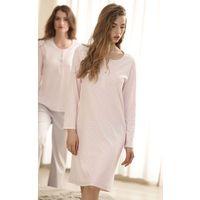 Koszula Cana 769 S-XL dł/r L, różowy jasny, Cana, kolor różowy