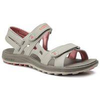 Sandały MERRELL - Cedrus Convert J289824C Aluminium/Coral