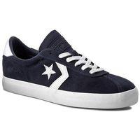 Converse Sneakersy - breakpoint ox 555925c obsidian/obsidian/white