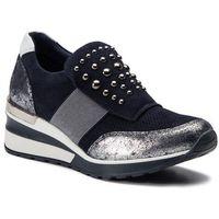 Sneakersy QUAZI - QZ-12-02-000077 607, kolor niebieski