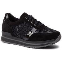 Sneakersy QUAZI - QZ-12-02-000078 601, kolor czarny