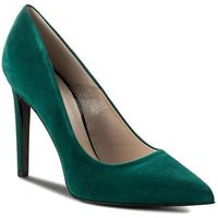 Szpilki GINO ROSSI - Ingrid DCG595-Y63-4900-0129-0 56, kolor zielony
