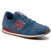 New balance Sneakersy - u420hk niebieski