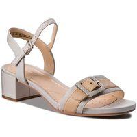 Sandały CLARKS - Orabella Shine 261329204 Ice Blue