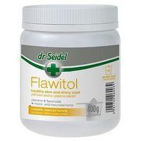 Dr seidel flawitol zdrowa skóra i piękna sierść proszek 400g (5901742060039)