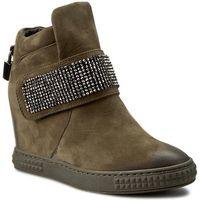 Sneakersy CARINII - B3844 I43-000-PSK-B88, w 3 rozmiarach