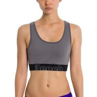 podkoszulka BENCH - Bralette Dark Grey As Swatch (GY11433) rozmiar: S