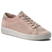 Sneakersy MICHAEL KORS - Skyler Lace Up 43S7SKFS2D Soft Pink, kolor różowy