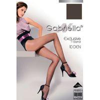 Rajstopy model exclusive t-band 10 den code 101 glace, Gabriella