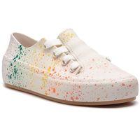 Półbuty - ulitsa sneaker splash 32606 white/orange 52837, Melissa, 35.5-41.5