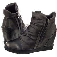 Sneakersy Sergio Leone Srebrne/Szare 28875 (SL151-a), kolor szary