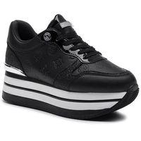 Guess Sneakersy - fl7hn3 ele12 black