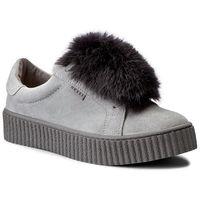 Sneakersy - 17111 szary w/k marki Nessi