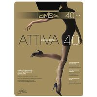 attiva 40 • rozmiar: 3/m • kolor: nero marki Omsa