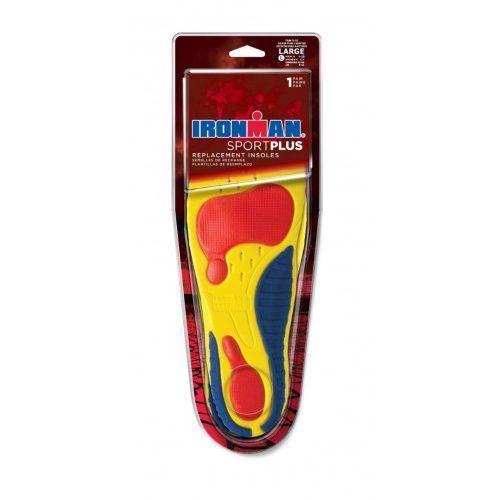 Wkładki sport plus trim to fit marki Ironman
