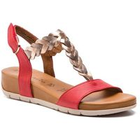 Sandały TAMARIS - 1-28231-22 Red Comb 597, w 2 rozmiarach