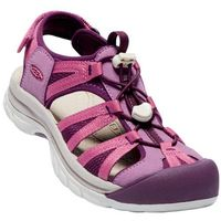 KEEN sandały damskie Venice II H2 Grape Kiss/Red Violet US 7,5 (38 EU), kolor fioletowy